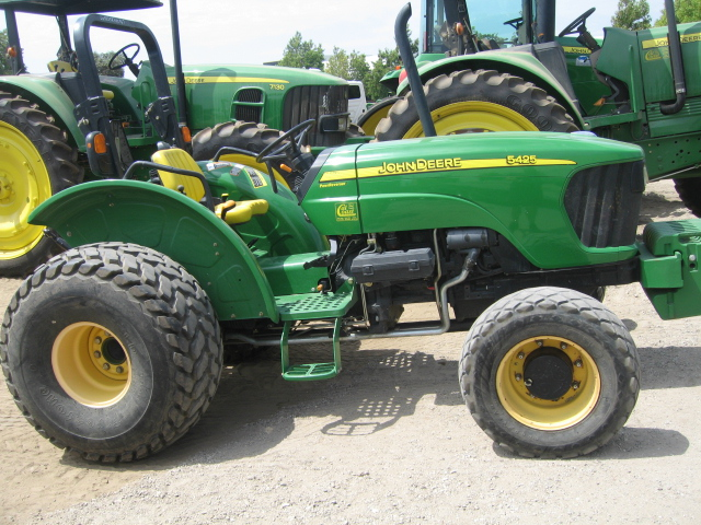 towing service-tow of a John Deere Tractor